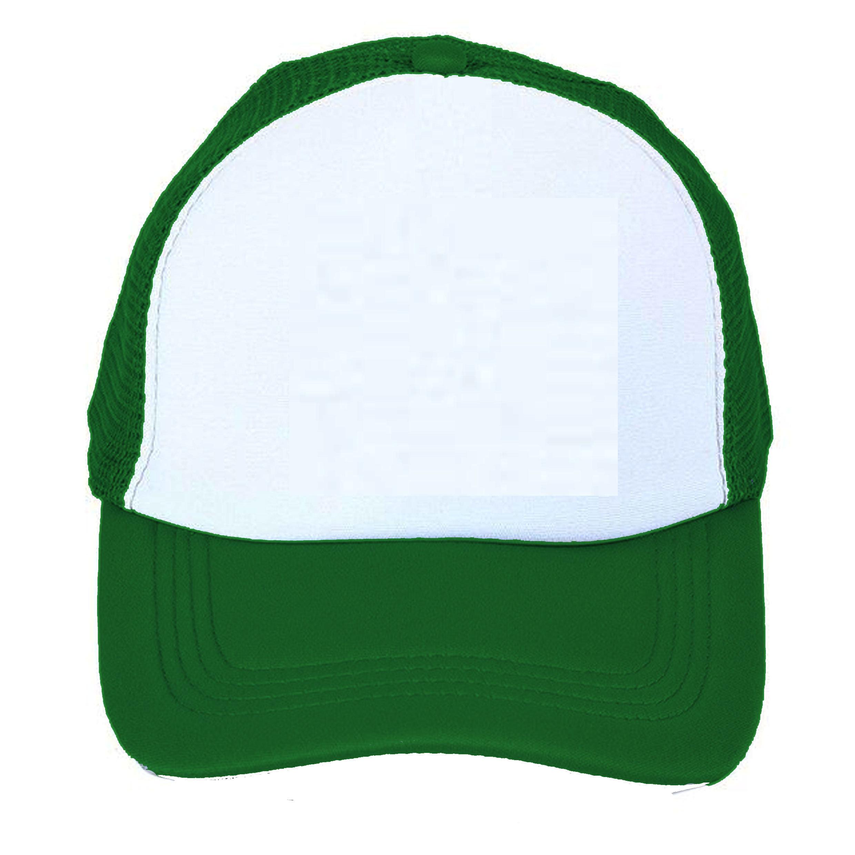 הדפסה-על-כובע-רשת-ירוק